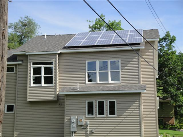 Shorview Residence Solar System